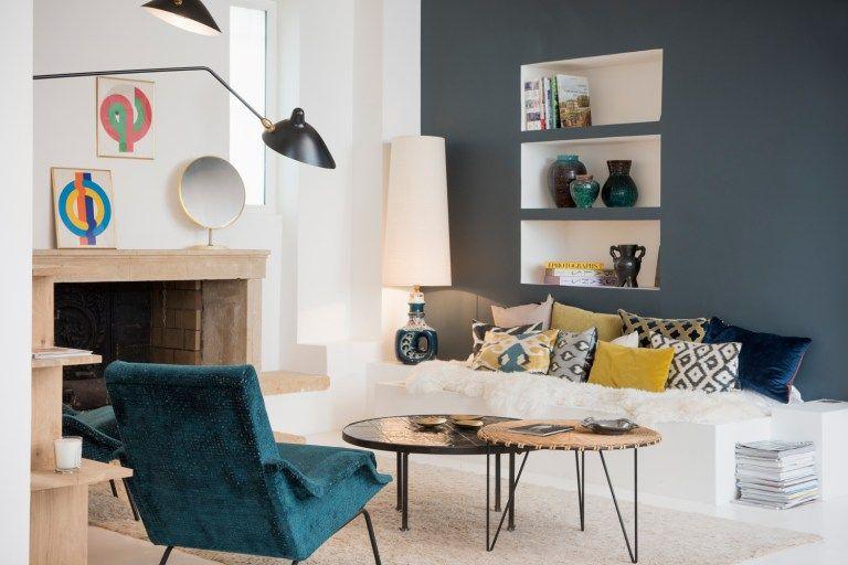 Planete deco a homes world une maison entre contemporain et vintage