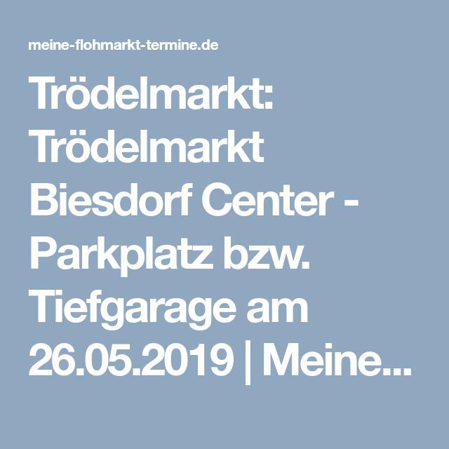 biesdorf flohmarkt 2020