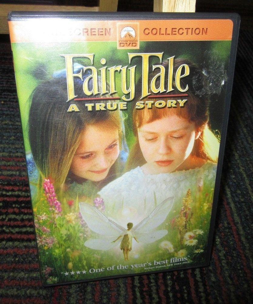 FAIRY TALE A TRUE STORY DVD MOVIE, PETER O' TOOLE