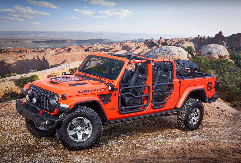 Jeep Showcases 6 Concepts Ahead Of Moab Easter Safari Jeep