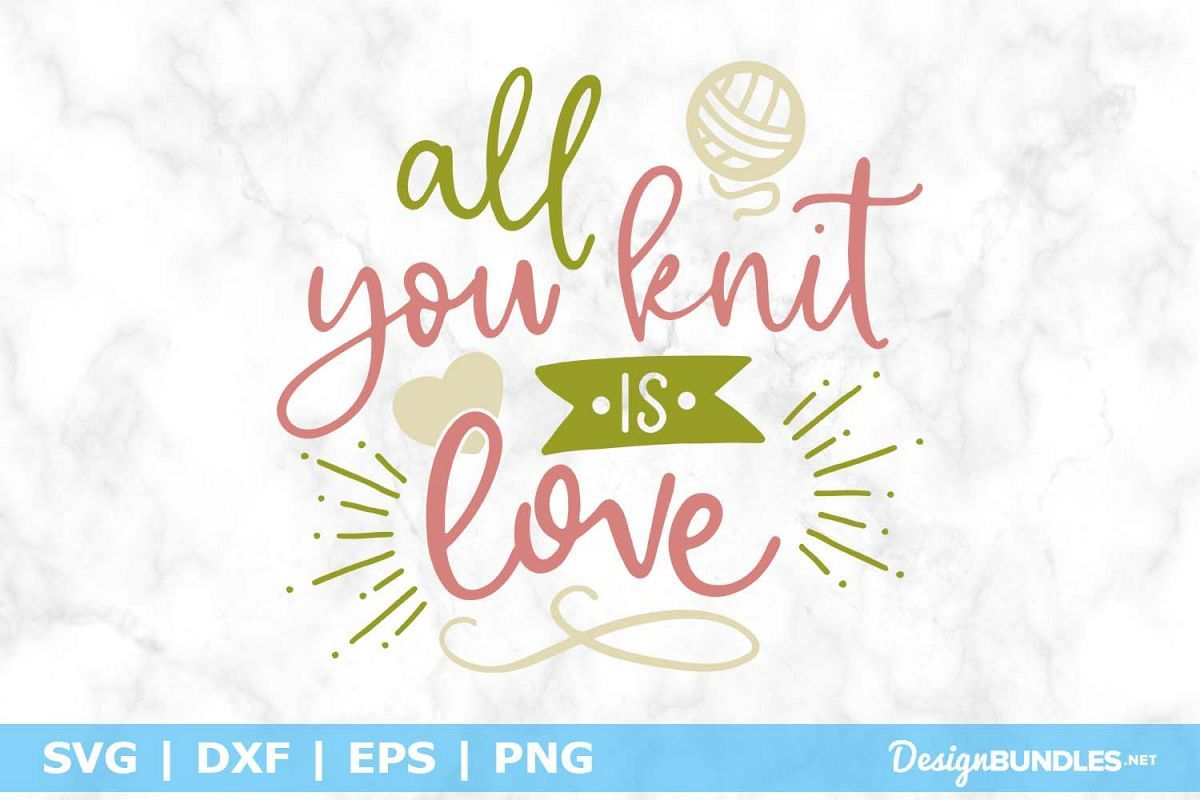 Download All You Kint Is Love SVG File in 2020 (With images)   Hand ...