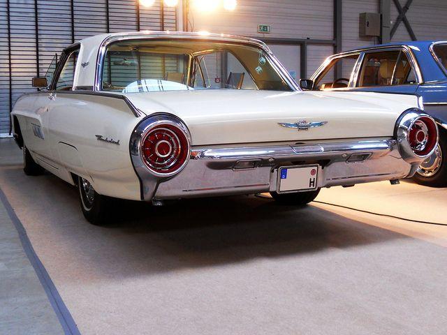 1963 Ford Thunderbird 390cui V8  by Transaxle (alias Toprope), via Flickr