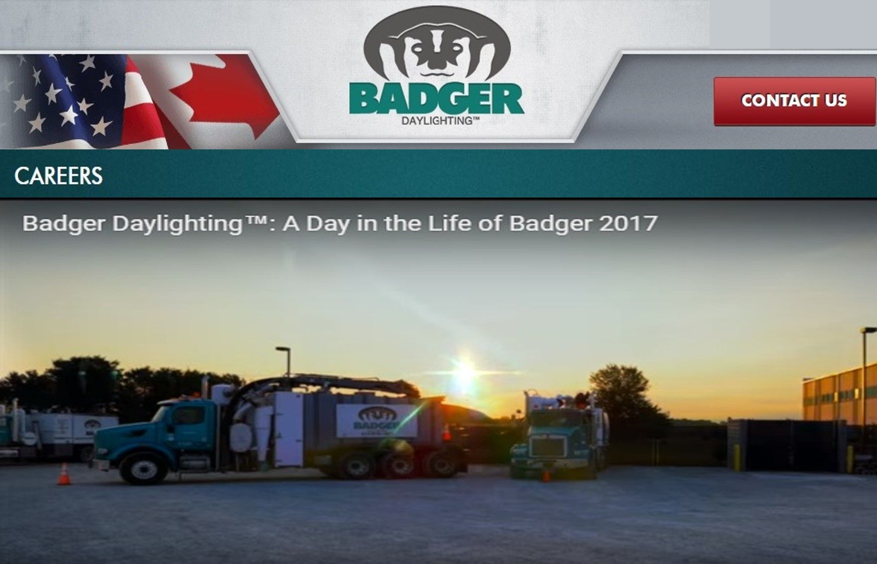 After Mississauga, Badger Daylighting will come to the
