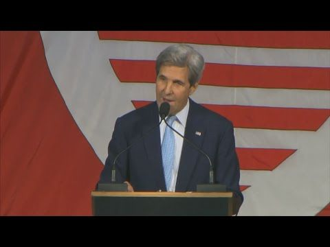 John Kerry Commencement Address at Harvard Kennedy School