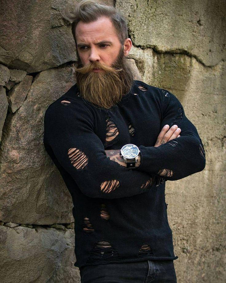 Pin on Beard Models