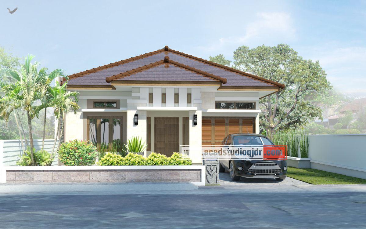 Desain Denah Rumah 9 X 12