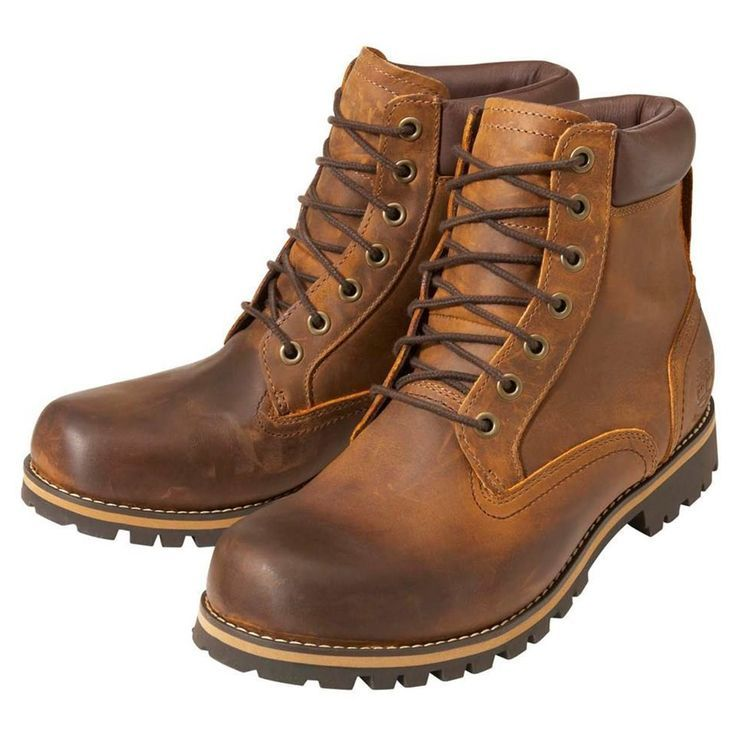 Plain Toe Boot - all black mens shoes
