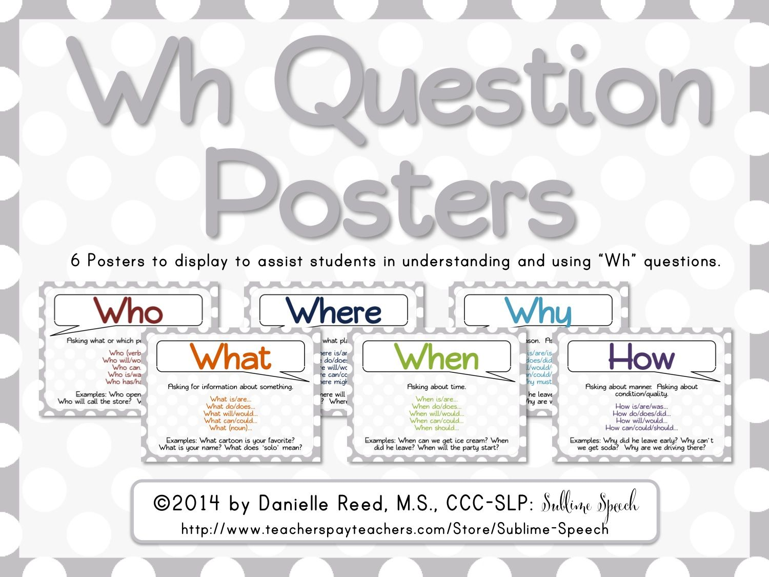Wh Posters