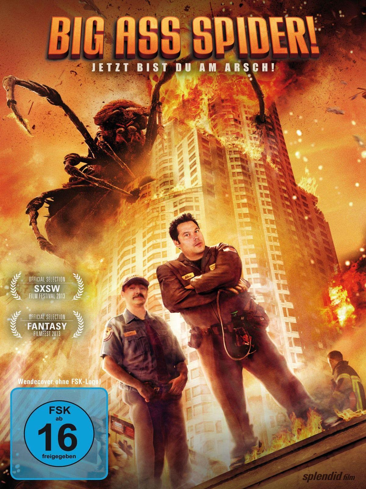 Big Ass Spider ★★★★★★★★★★★★★★★★★★★★★★★★★ ► Mehr Infos zum Film auf ➡ http://www.splendid-film.de/ceemes//article/show/163532 & im O-Ton auf ➡ http://www.bigassspider.com - und wir freuen uns sehr auf Euren Besuch! ★★★★★★★★★★★★★★★★★★★★★★★★★ Alle Trailer in unserem Kanal ➡ http://YouTube.com/VideothekPdm - wir wünschen BESTE Unterhaltung! ◄ ★★★★★★★★★★★★★★★★★★★★★★★★★ #BigAssSpider #ScienceFiction #SciFi #Action #Horror #Komoedie #Film #Verleih #VCP #VideoCollection #Videothek #Potsdam #DVD…