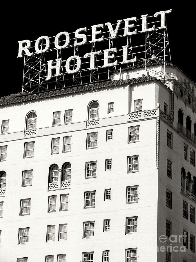 Haunted Roosevelt Hotel In 2020