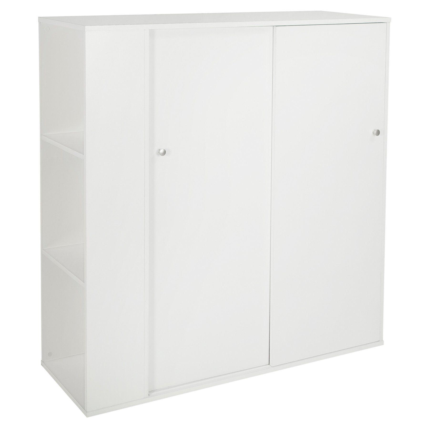 South Shore Storit Kids Storage Cabinet With Sliding Doors 5050047