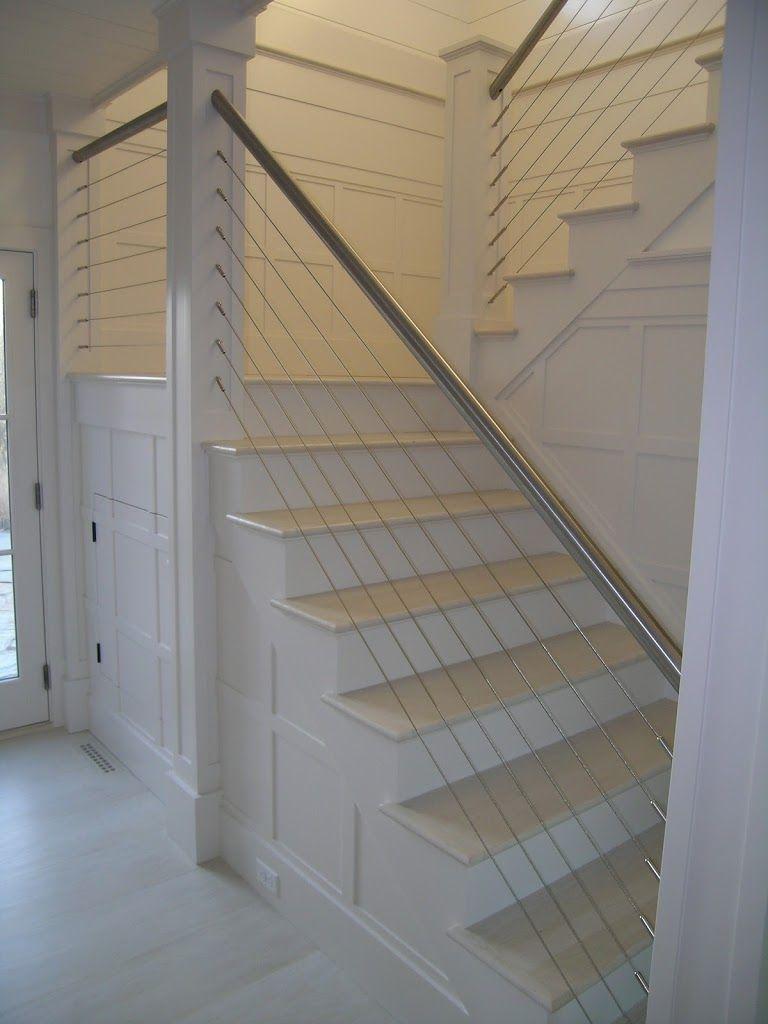 Custom - Cable Railings | Stair Railings | Deck Railing | Cable ...