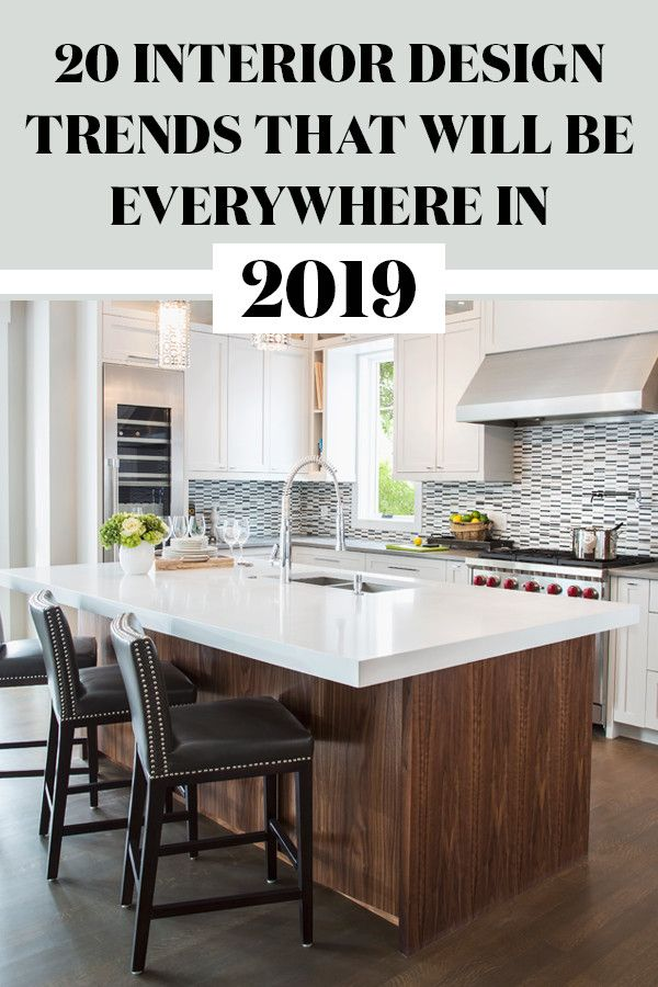 Home Style Trends 2019: Where Is Interior Design Headed ...