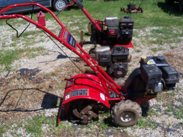 Exceptionnel Troybuilt Bronco CRT Rear Tine Tiller In Kitts Hill, OH 45645, USA   Letgo