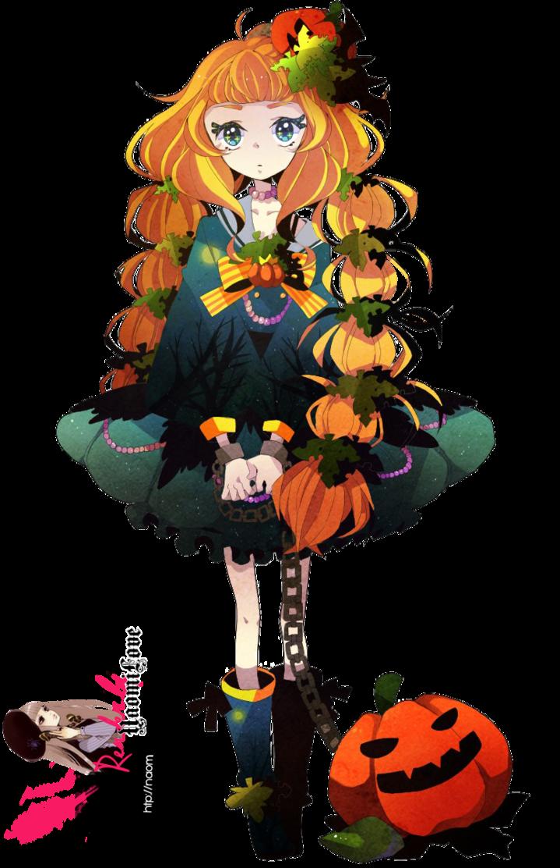 halloween anime girl render Google Search Holloween