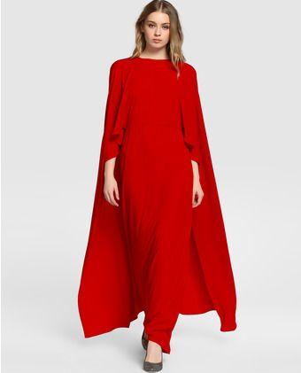 Vestidos largos manga larga el corte ingles