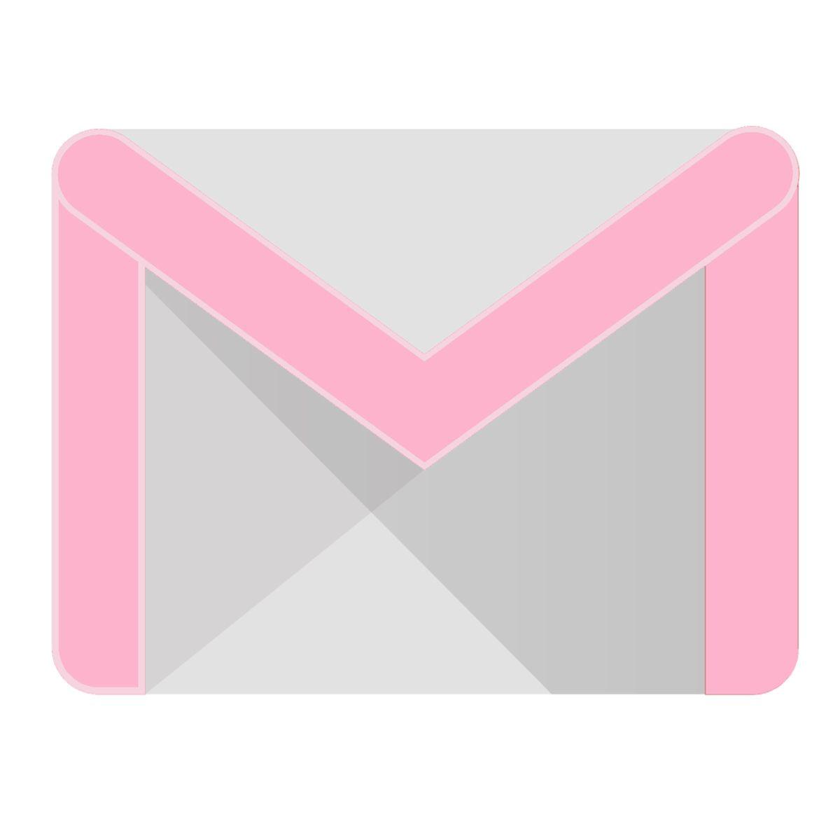 Pink Gmail Icon Iphone App Design Iphone Wallpaper App App Icon