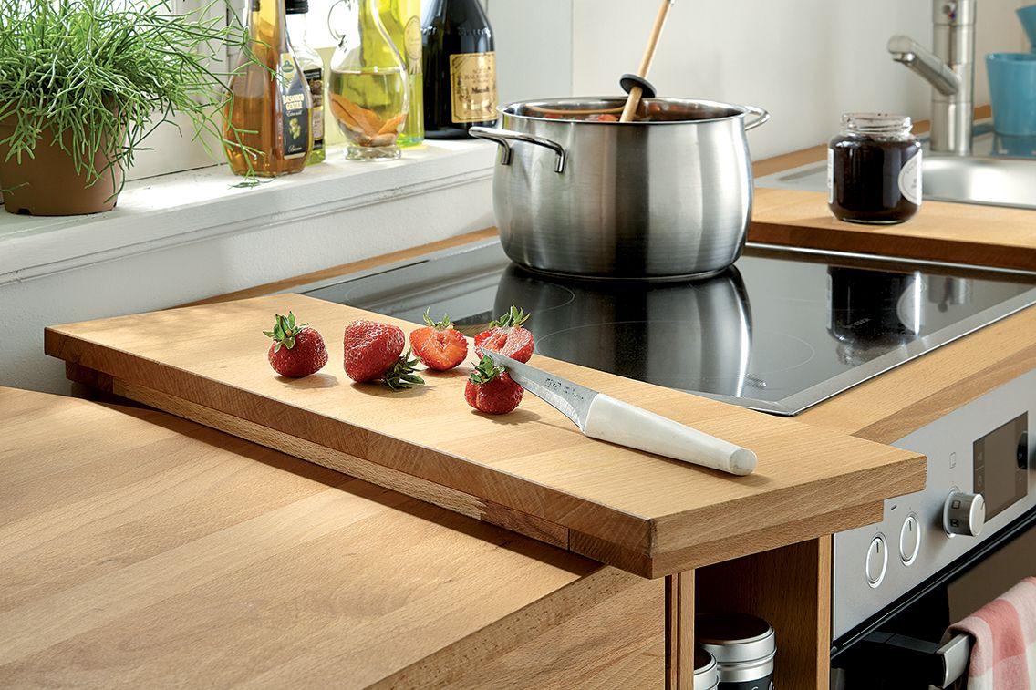 """Ein kühlschrankmodul von """"culinara"""" vervollständigt die küche ..."""