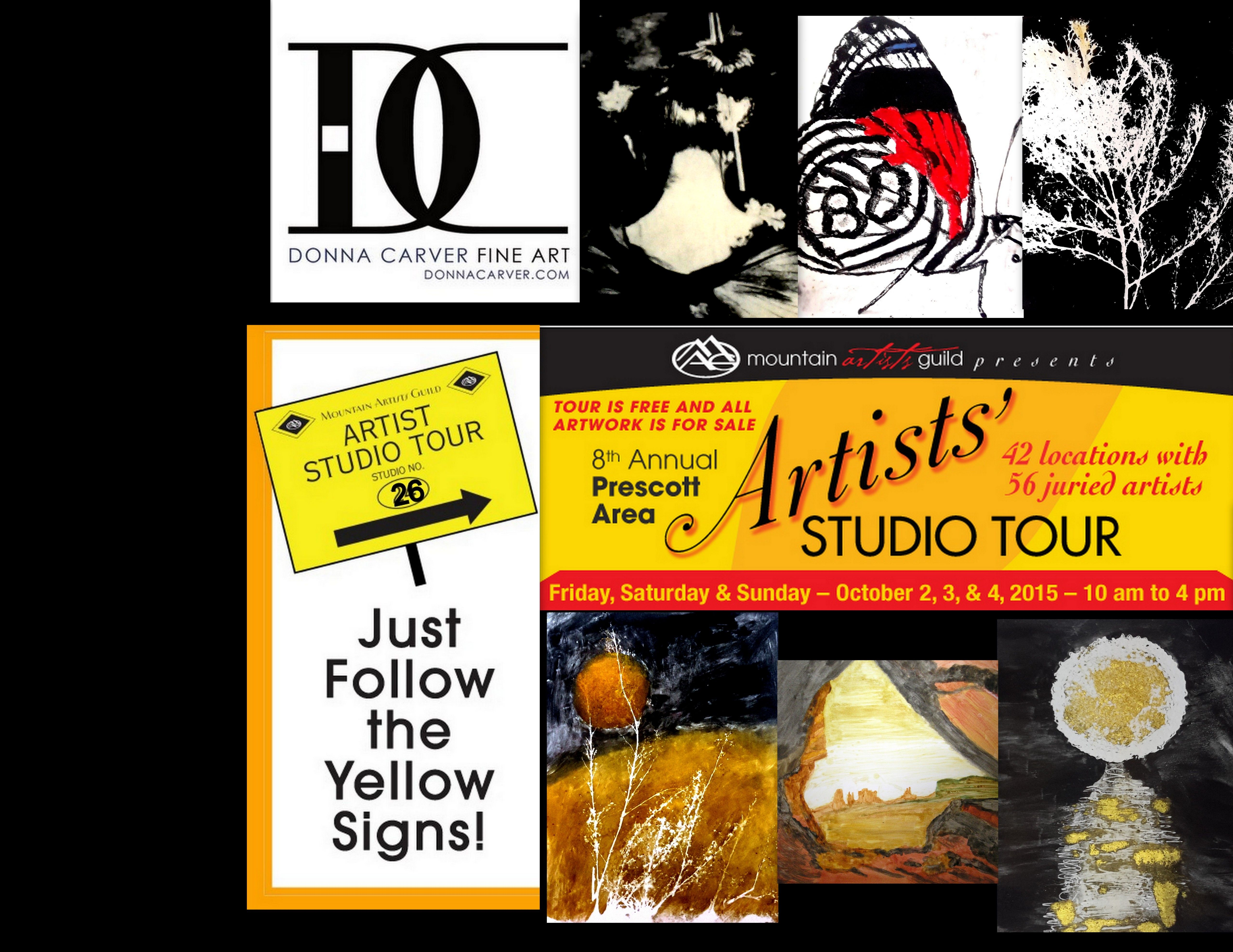 Prescott's Annual Artists Studio Tour is ALWAYS THE FIRST