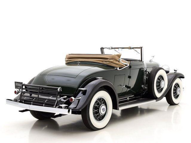 1931 Cadillac V12 Convertible Coupe | Vintage Automobile | Collector Car | Class…