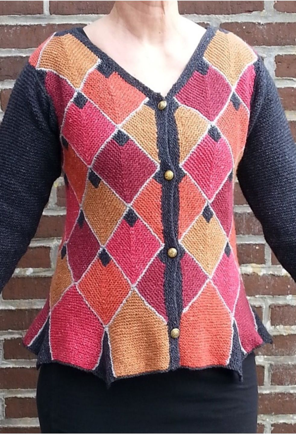 Fancy Domino Knitting Patterns Images - Sewing Pattern for Wedding ...