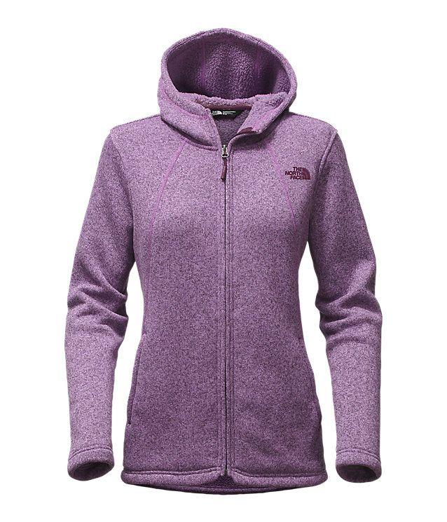 b0e87f789 Women's crescent full zip hoodie | Clothes | Full zip hoodie, North ...