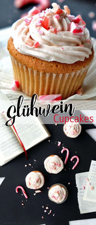 Rezept Gluhwein Cupcakes Cupcakes Mit Gluhwein Rezepte Kochen Und Backen Und Gluhwein Rezept