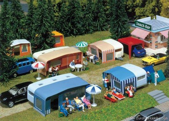 Little Caravan Community Fun Mini Camper Mini Caravan