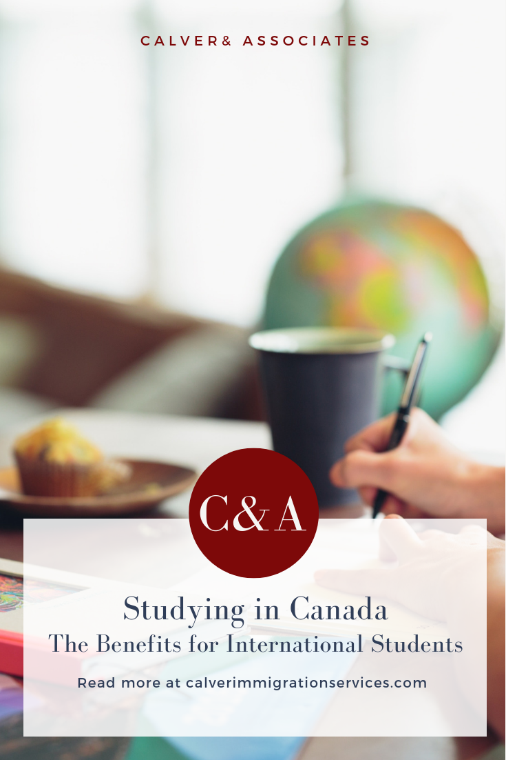 International Students Benefit From Studying Abroad In Canada International Students Canada Student