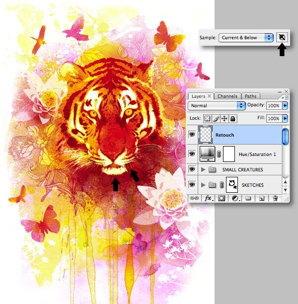 Create a Mixed Media Masterpiece - Tuts+ Design & Illustration Tutorial