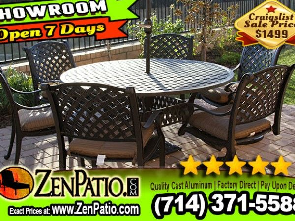 Largest Selection Of Patio Furniture Los Angeles And Orange County Outdoor Patio Furniture Outdoor Furniture Sets Patio Furniture