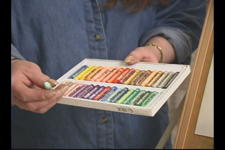 Short video on how to blend oil pastels on eHow.com. ***
