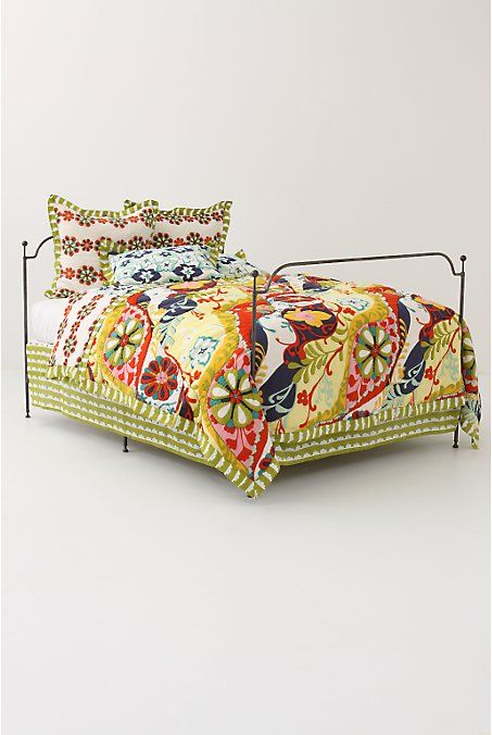 Anthro Bedding Anthropologie Bedding Quilt Bedding Bed