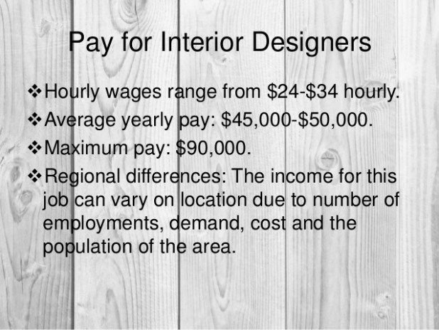 easy rules of interior designers average salary https also pin by design on interiordesgn rh pinterest