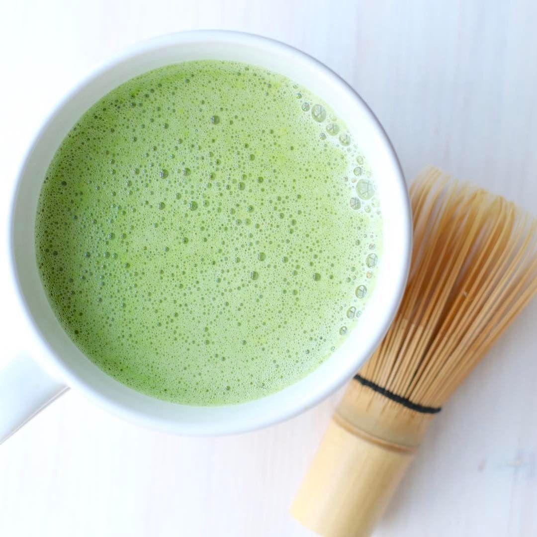 Health Benefits Of Matcha + A Coconut Ginger Matcha Latte