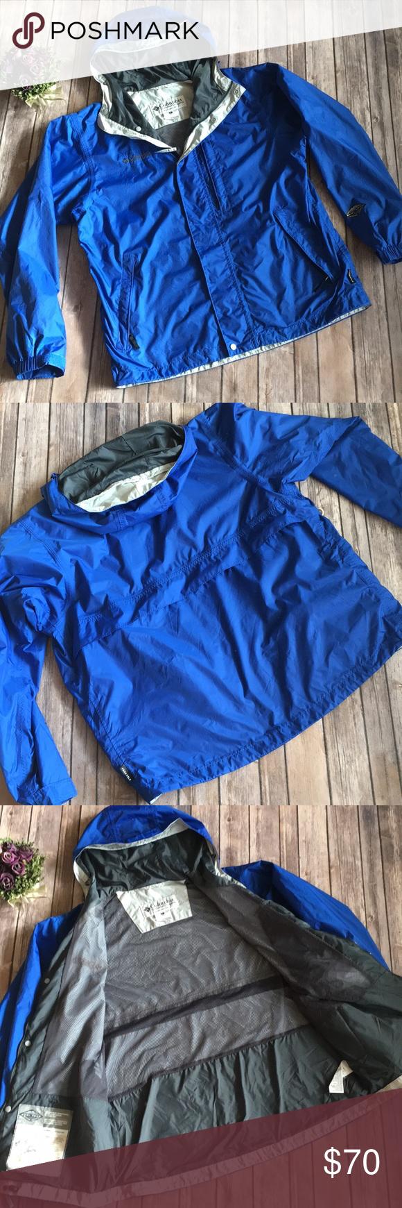 Columbia rain jacket in my posh picks pinterest jackets