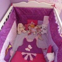tour de lit b b et doudou lapin couture bebe patron tour de lit b b lit bebe et tour de lit. Black Bedroom Furniture Sets. Home Design Ideas