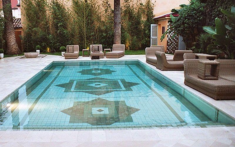 Aqualift Piscine Avec Plancher Hotel Pan Dei Palais Piscine