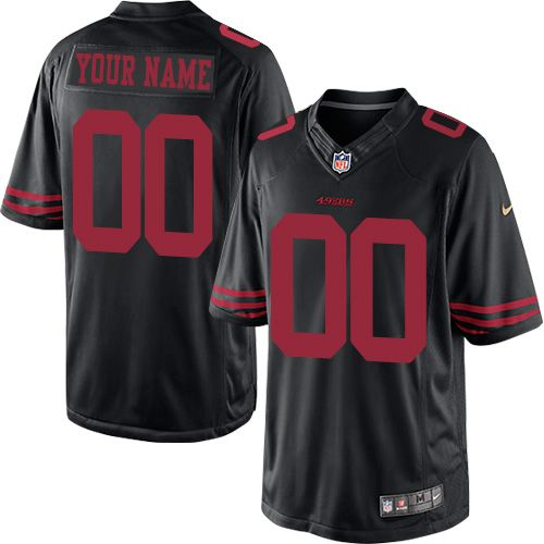 Men's San Francisco 49ers #52 Patrick Willis Black Color Rush 70th Anniversary Patch Stitched NFL Nike Elite Jersey