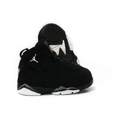 9e76423fd9 Nike-Air-Jordan-True-Flight-BG-Toddlers-Size-Black-White-Cool-Grey ...