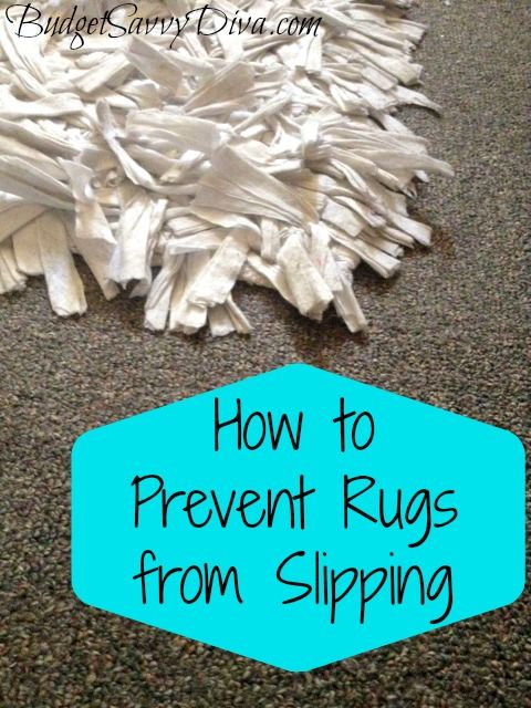 How To Prevent Rugs From Slipping Budget Tips
