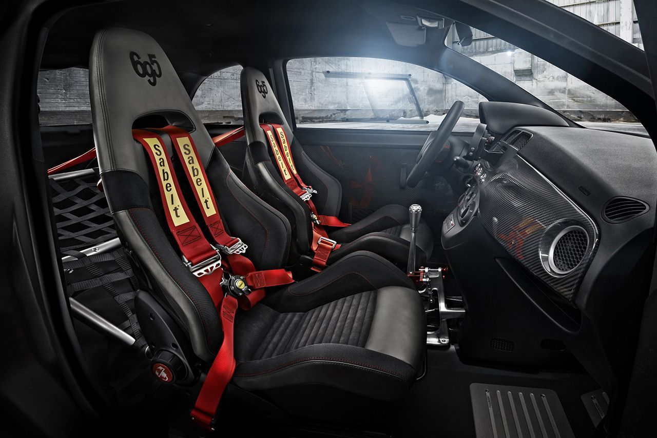Abarth C S P A Is An Italian Racing Car And Road Car Maker