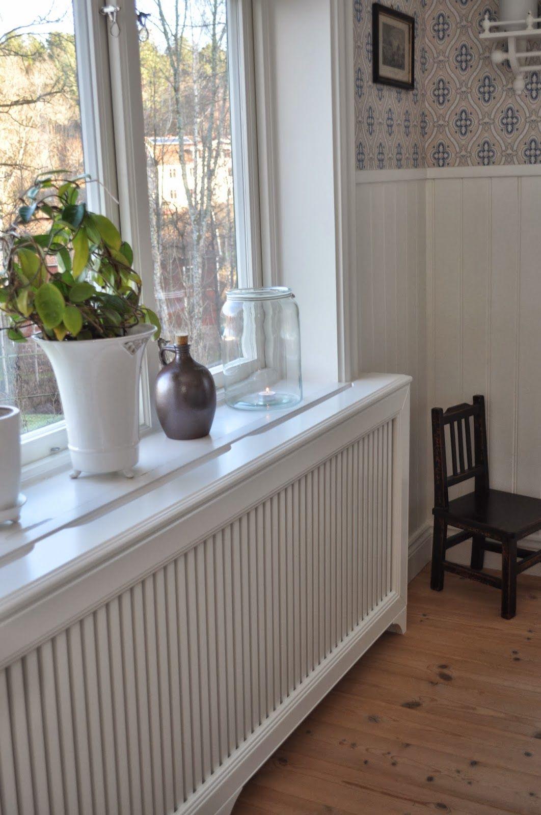 Inredning cover up tapet : elementskydd gammal stil - Sök på Google | Sovrum | Pinterest ...