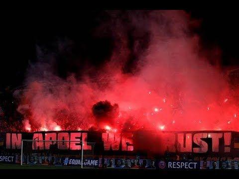 Https Www Youtube Com Watch V Xkch7dlge Apoel Borussia Dortmund 17 10 2017 Great Match In Champions League Matchamb Borussia Dortmund Dortmund Pyro