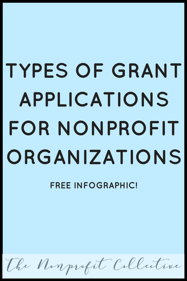 Types of Grants | -ers for Nonprofits (formerly stephtanner