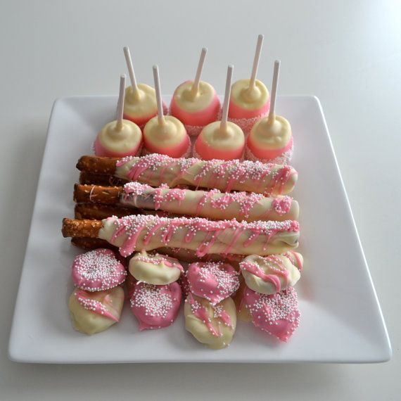 Pink Princess Girls Party Treats For 24 Guests By