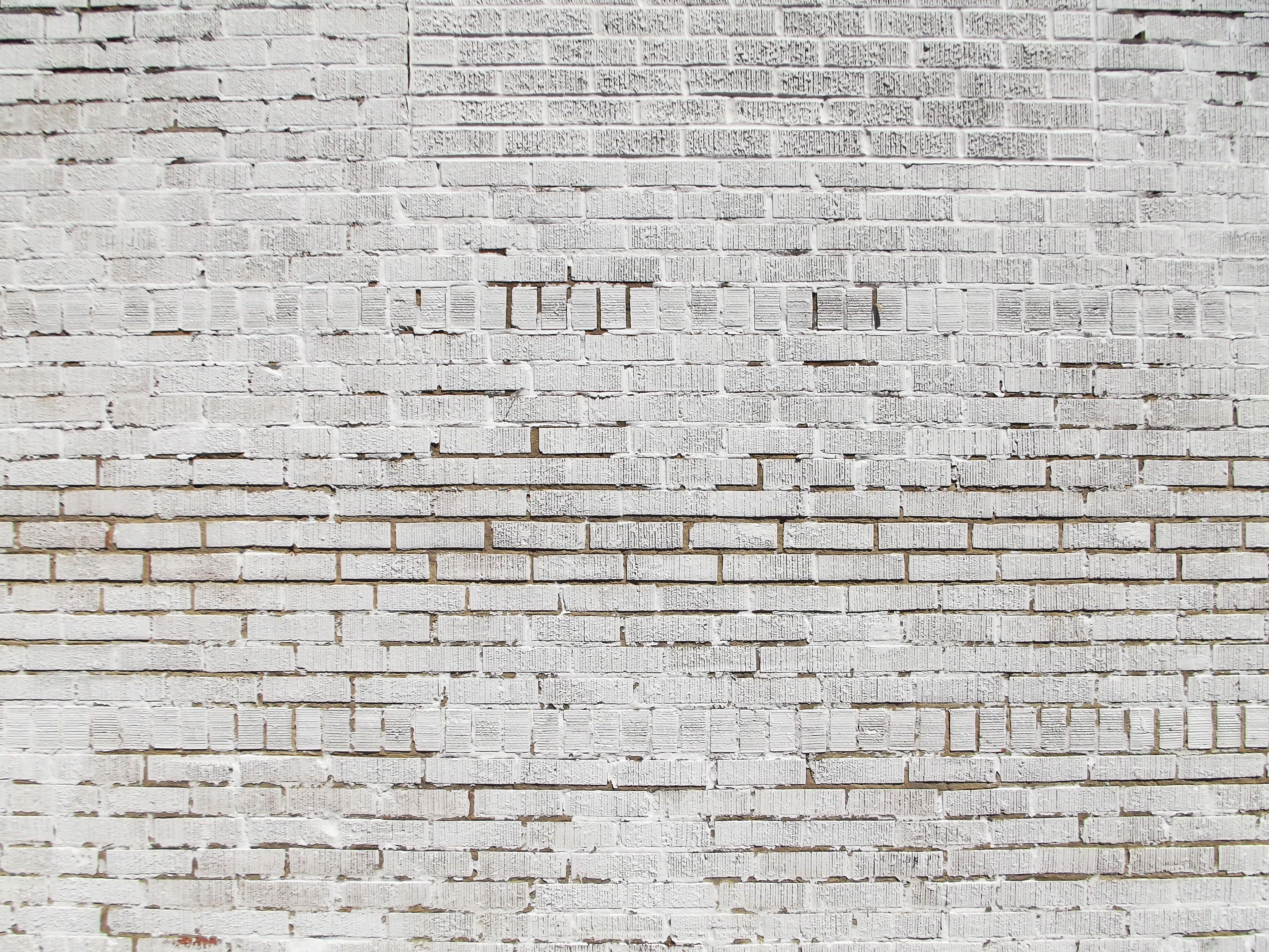 White Brick Textured Wallpaper Metro White Brick Kitchen Wall Tile