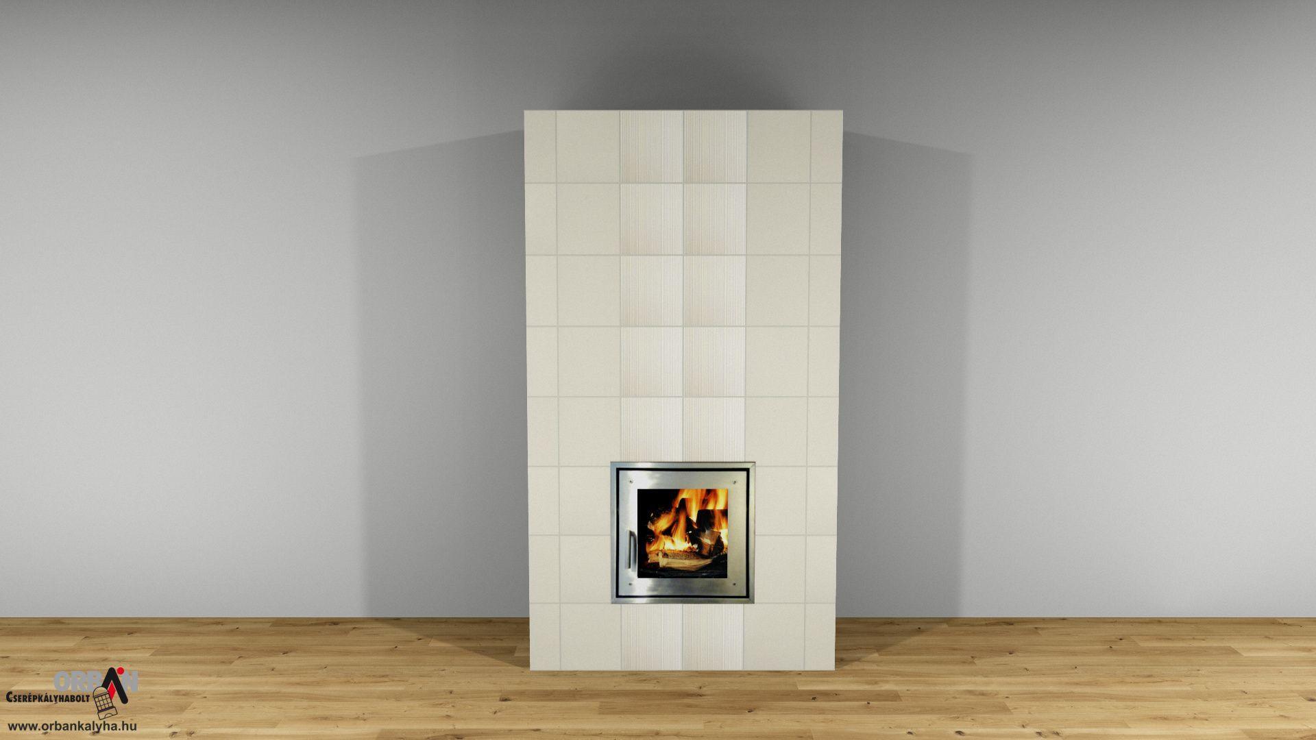 Minimal tile stove- Minimál cserépkályha  Minimal tile stove…