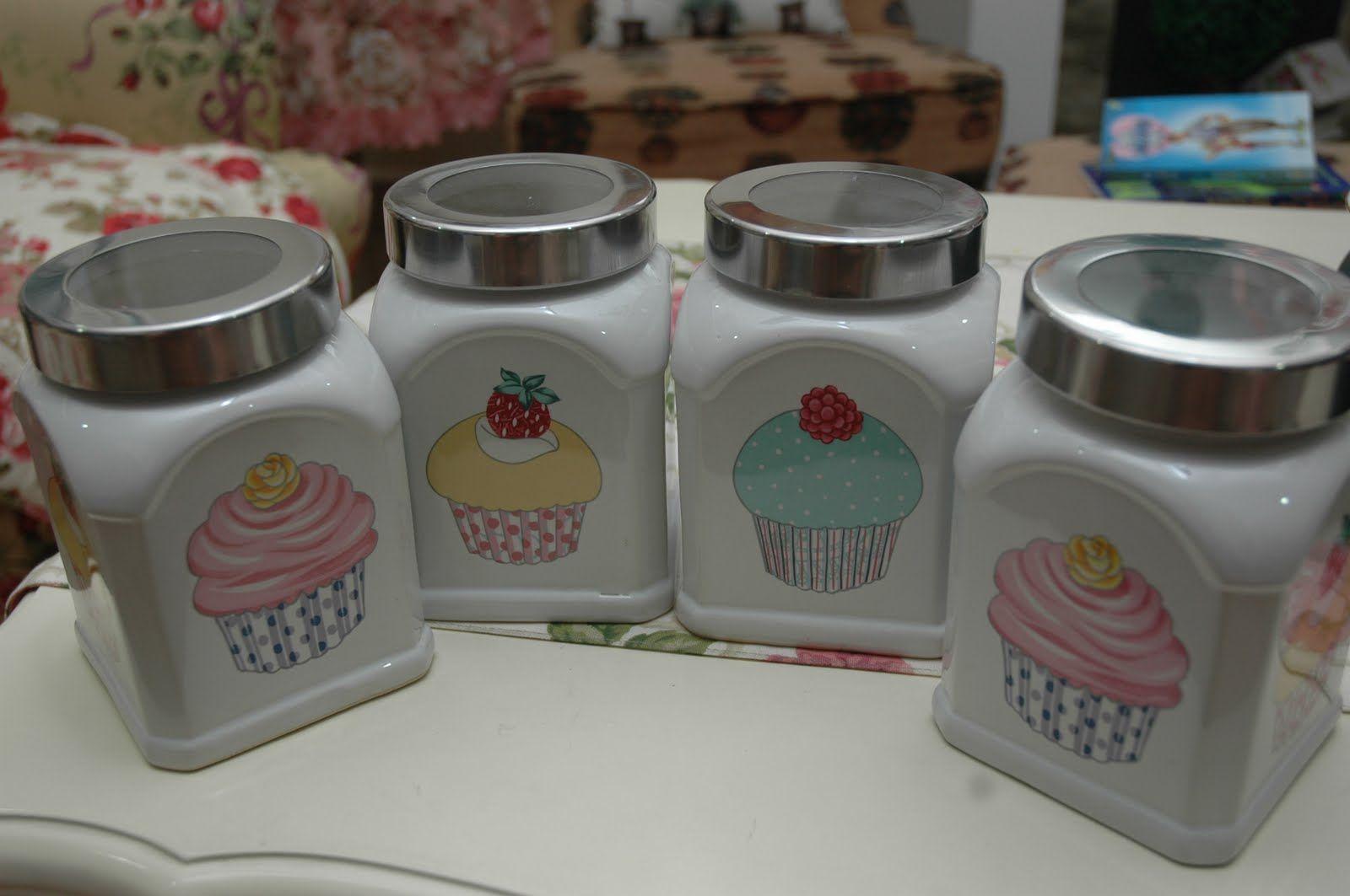 Kitchen Accessories Cupcake Design - Interior House Paint Ideas ...