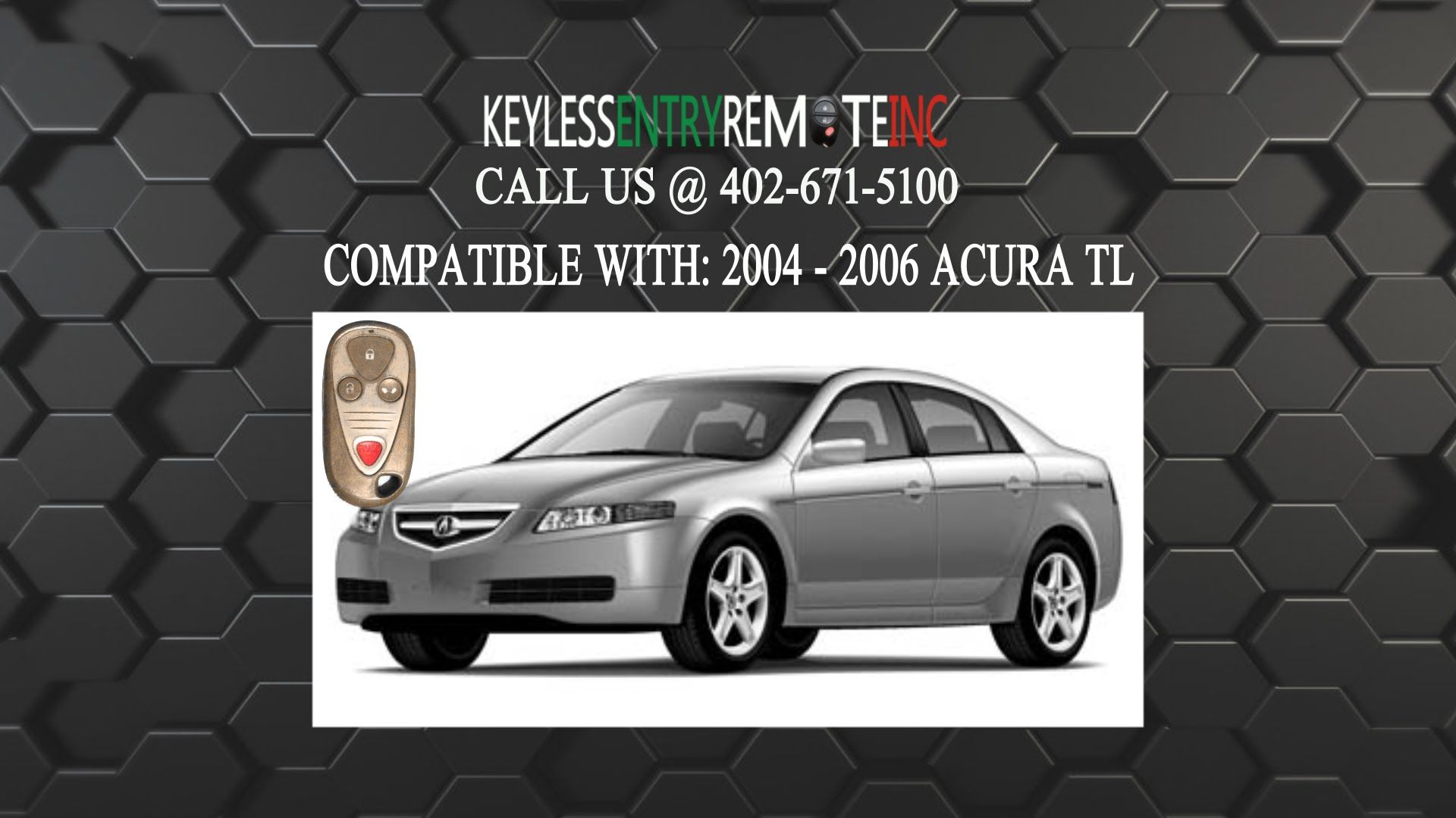 hight resolution of how to replace acura tl key fob battery 2004 2006